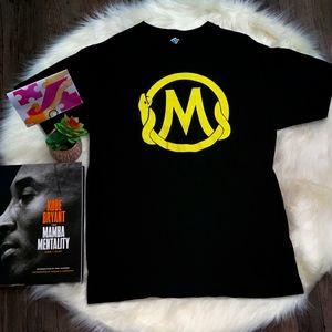 Lakers Kobe #8 #24 Black-Mamba custom shirt